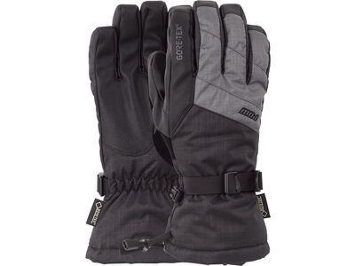 POW Gloves Warner Gore-Tex Long Glove, charcoal - Snowboardhandschuhe