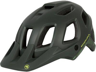 Endura SingleTrack Helmet II khaki