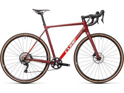 Cube Cross Race SL red´n´red 2021