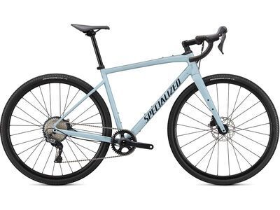 Specialized Diverge Comp E5 ice blue/smoke/chrome 2021