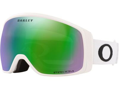 Oakley Flight Tracker XM - Prizm Jade Iridium matte white