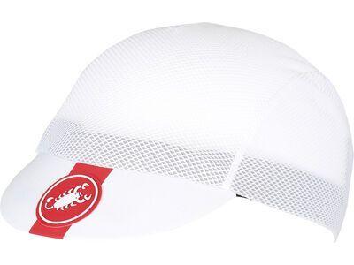 Castelli A/C Cycling Cap, white - Radmütze