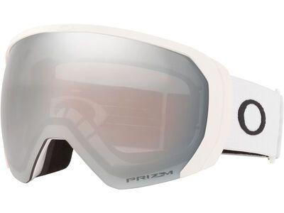 Oakley Flight Path XL Prizm, matte white/Lens: black iridium - Skibrille