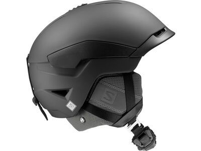 Salomon Quest, black - Skihelm