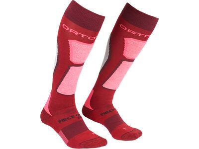 Ortovox Merino Ski Rock'n'Wool Socks W dark blood