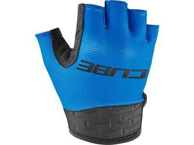Cube Handschuhe Performance Junior kurzfinger, blue