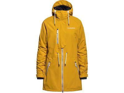 Horsefeathers Kassia Jacket, golden yellow - Snowboardjacke