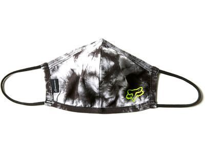 Fox Face Mask - Tie Dye (nicht retournierbar) black