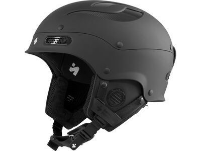 Sweet Protection Trooper II, dirt black - Skihelm