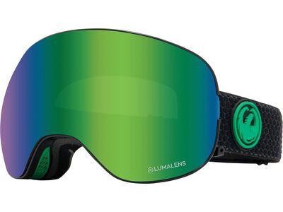 Dragon X2 inkl. WS, split/Lens: lumalens green ion - Skibrille