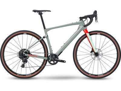 BMC URS One red 2022