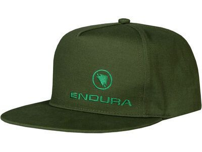 Endura One Clan Cap waldgrün