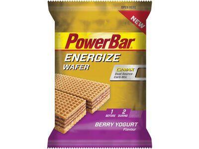PowerBar Energize Wafer - Energieriegel