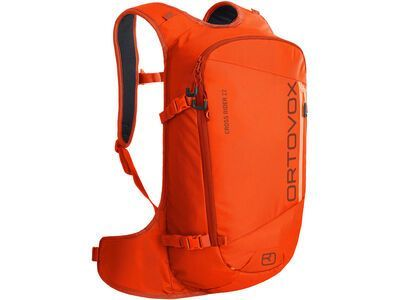 Ortovox Cross Rider 22, burning orange - Rucksack