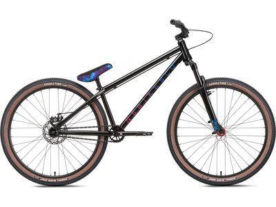 NS Bikes Metropolis 3 black 2021