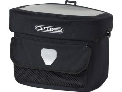 Ortlieb Ultimate Six Pro, black - Lenkertasche