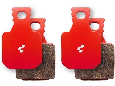 Cube Scheibenbremsbelag Magura MT7 - gesintert, red