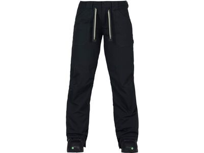 Burton Womens Veazie Pant, true black - Snowboardhose