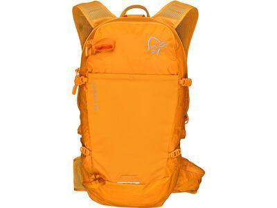 Norrona bitihorn 15L Pack, orange crush