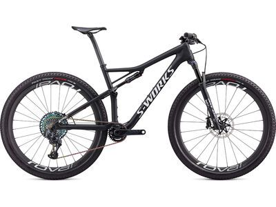 Specialized S-Works Epic AXS 2020, black/silver - Mountainbike