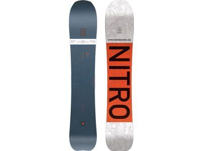 Nitro Mountain 2020 - Snowboard