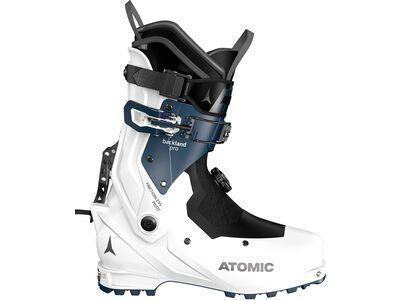 Atomic Backland Pro W 2021, white/dark blue - Skiboots