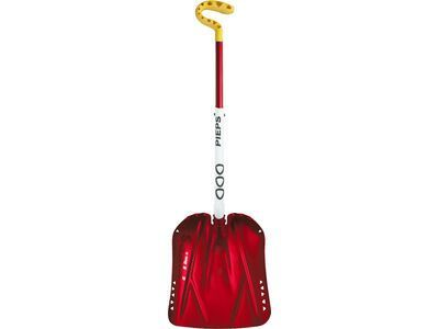 Pieps Shovel C 720, red/white - Schneeschaufel