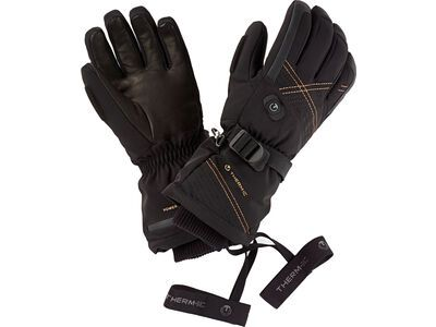 Therm-ic Ultra Heat Gloves Women, black - Heizhandschuhe