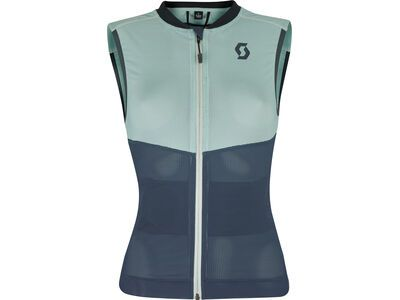 Scott AirFlex Women's Light Vest Protector, blue nights/cloud blue - Protektorenweste