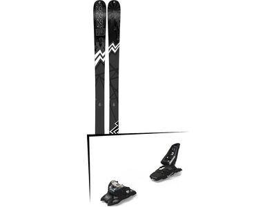 Set: K2 SKI Press 2019 + Marker Squire 11 ID black
