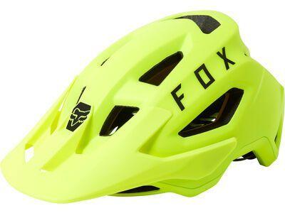 Fox Speedframe Helmet MIPS fluo yellow