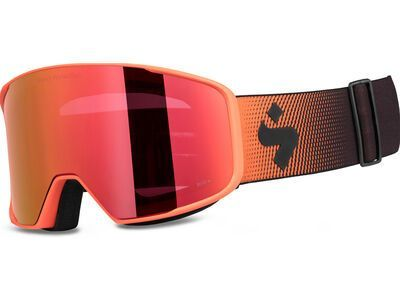 Sweet Protection Boondock RIG Reflect, matte flame/Lens: RIG topaz - Skibrille