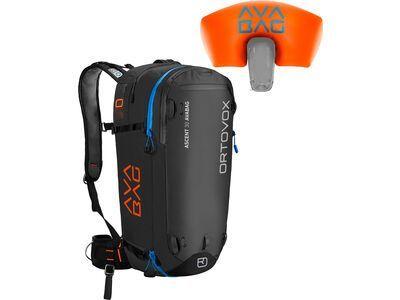 Ortovox Ascent 30 Avabag Kit, ohne Kartusche black anthracite