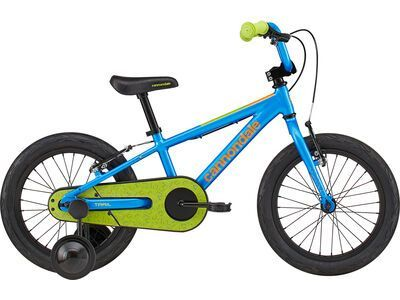 Cannondale Trail Freewheel 16 electric blue 2021