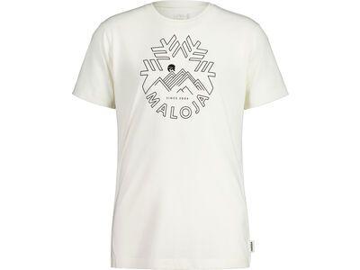 Maloja ChuzamM., vintage white - T-Shirt