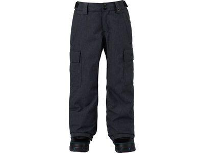 Burton Boys Exile Cargo Pant, denim - Snowboardhose