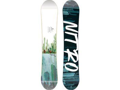 Nitro Mercy 2020 - Snowboard