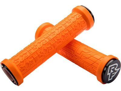Race Face Grippler Grip - 33 mm, orange - Griffe