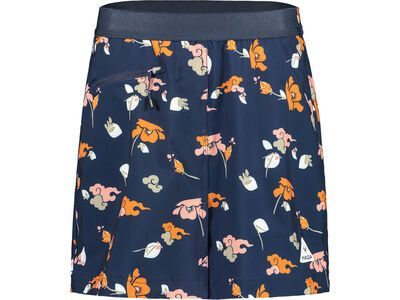 Maloja PischaM., night sky poppy cloud - Skort