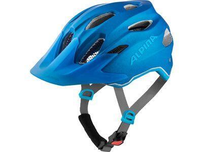 Alpina Carapax Jr. Flash true-blue matt