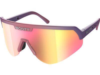 Scott Sport Shield Supersonic Edt. - Pink Chrome black/drift purple
