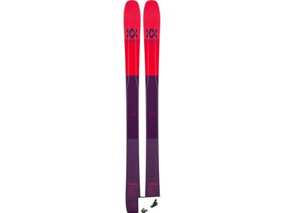 Set: Völkl 90Eight W 2019 + Salomon STH2 WTR 16 gold/black