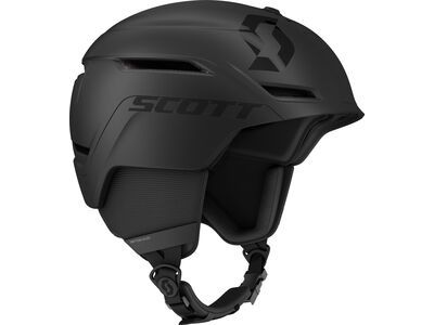 Scott Symbol 2 Plus Helmet, black - Skihelm