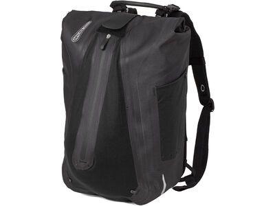 Ortlieb Vario QL2.1, schwarz - Fahrradtasche