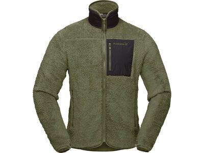 Norrona warm3 Jacket M's olive night