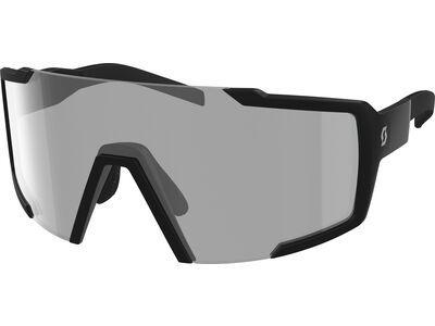 Scott Shield LS black matt/Lens: grey light sensitive