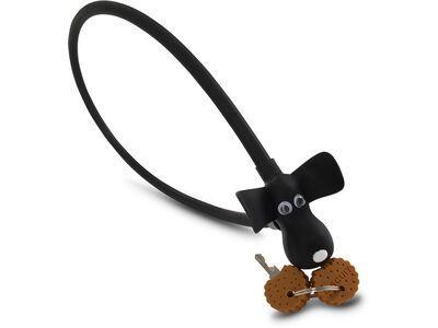 Cube RFR Kabelschloss HPS Dog, black