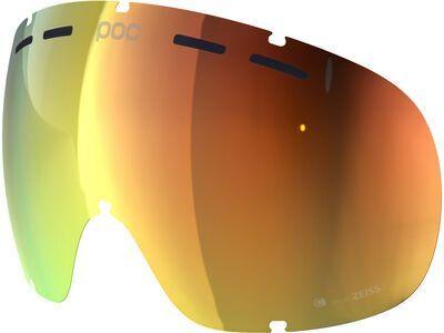 POC Fovea Mid Clarity Spare Lens, clarity spektris orange - Wechselscheibe