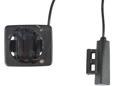 Cube RFR Computer-Lenkerhalterset Wired , black - Halterung