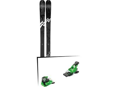 Set: K2 SKI Press 2019 + Tyrolia Attack² 16 GW green